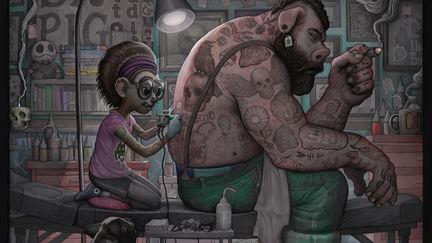 Sr. Pig Tattoo Studio