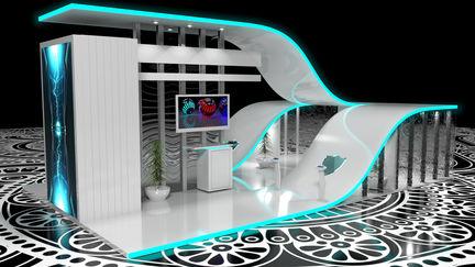 indoor kiosk