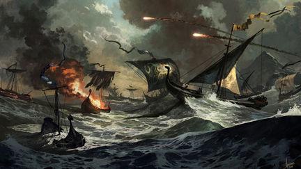 Battle of Fair Isle