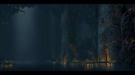 Dwarf Docks
