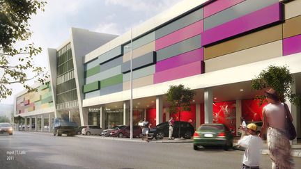 "Shopping Mall ""Bazar"""
