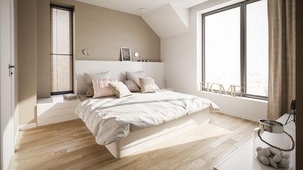 Bedroom vizualization