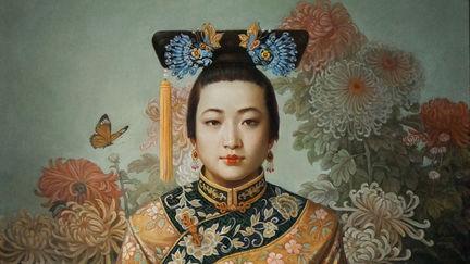 Imperial Consort Zhen
