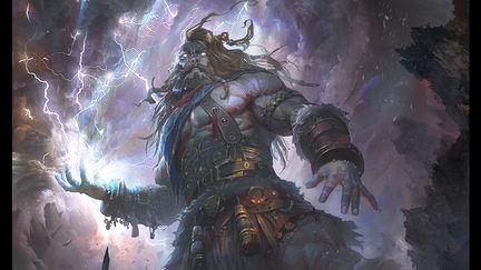 Giant-Legend og the Cryptids