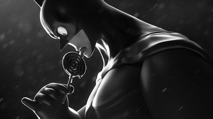 The wonderful moment of Batman