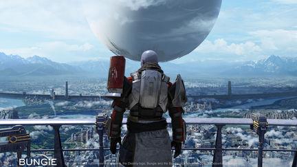 'Destiny 2' Matte Painting