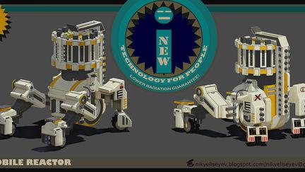 Mobilereactor