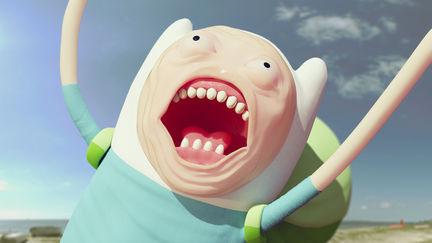 Finn Adventure Time