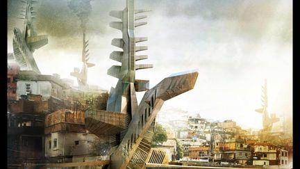 favelas tower