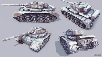 Tank Type A