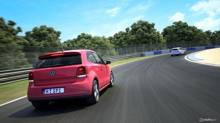 VW Race - Research