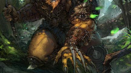MOTU Beastman Fanart