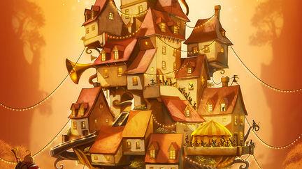 Art'zimut festival illustration
