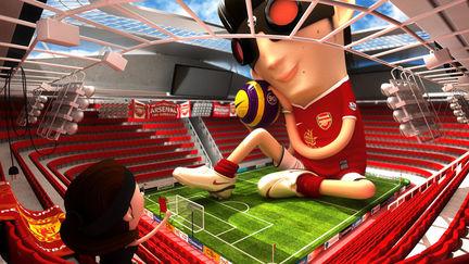 Crazy football V.3