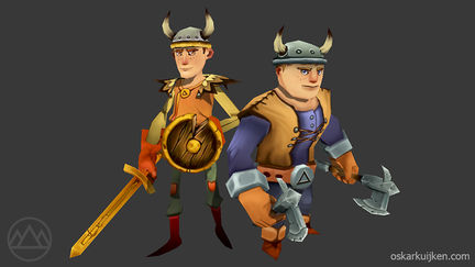 Stormbrothers Characters