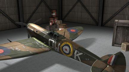 WWII Spitfire