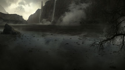 Isolated Ruins