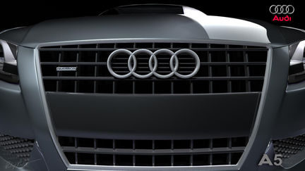 Audi A5 The Rings (WIP)