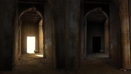 Medina, Day And Night