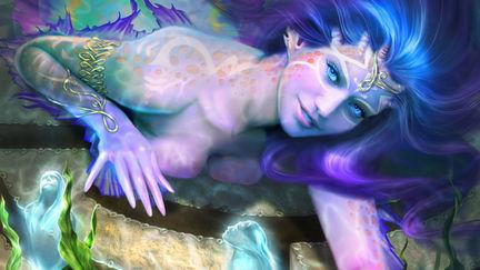 Princess Of The Undersea - Regular Version