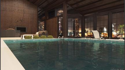 Swimming Pool Interior
