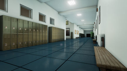 School - unreal engine 4