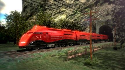 Timeless Train