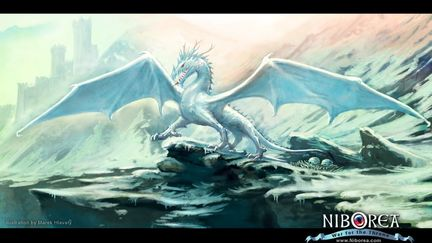 NIBOREA: Ice Dragon