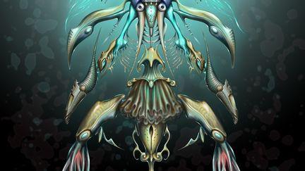 Rorschach Inker Design