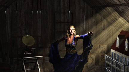 The Dance in the Loft
