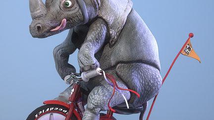 Rhino tricycle