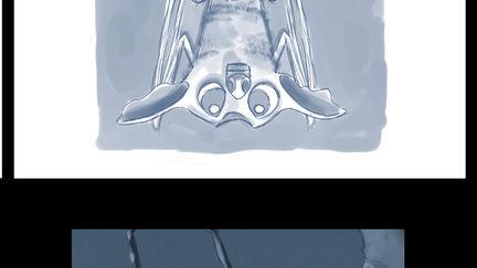 Bat concept - Stages
