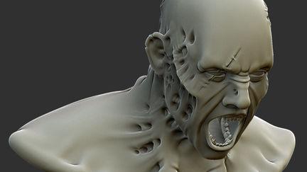 Dominance War V - 3D - Jorge Lescale - God of Darkness_HPA