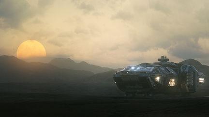 Vortex Rikers ReImagined