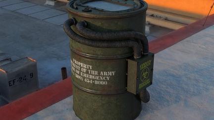 Containment Barrel