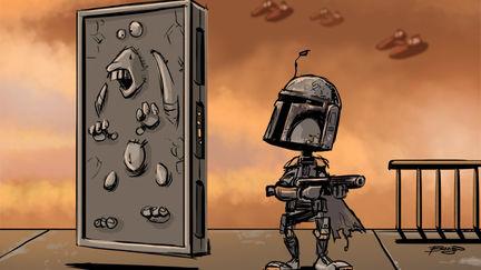 Daily Sketch - Star Wars