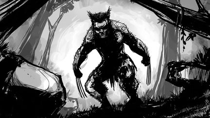 Daily Sketch - Wolverine