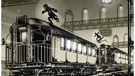 Subway Surfers Steampunk