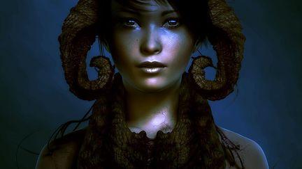 Obsidian Eyes (nudity)