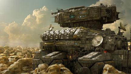 Hyper-Technology - Outpost