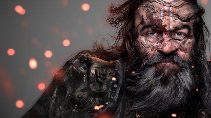Mohanlal : Warrior Concept