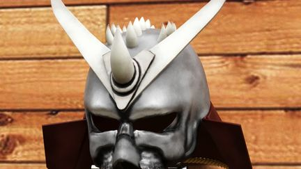 Shao Kahn' Helmet