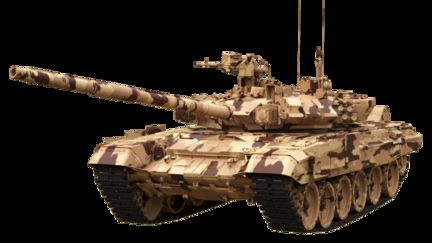 Tank Animation [T90]