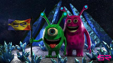 alien explorers