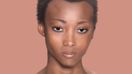 Female Portrait WIP