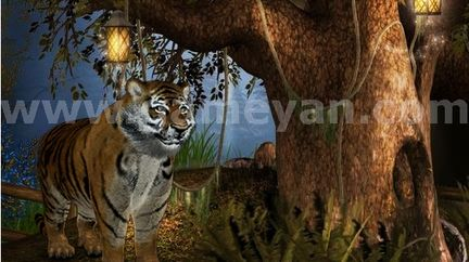 Tiger – Realistic character animation By GameYan Game Development Companies