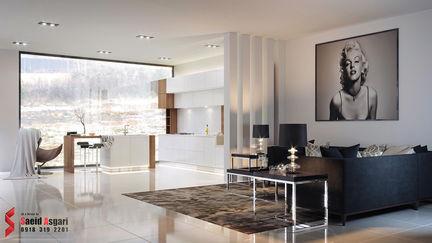 Modern Kitchen ...