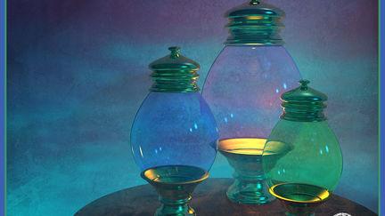 Three Magic Jars