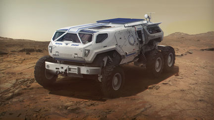 Rover Vehicle Design