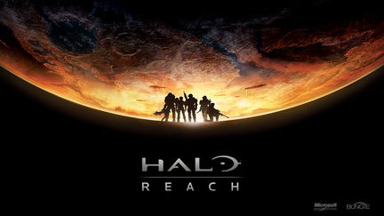 Halo Reach Lighting Work